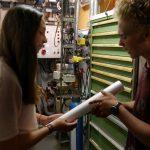 Das Projekt 'Meer aus Plastik' untersucht den Filter der Osmoseanlage