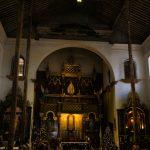 Nochmal etwas Weihnachtsstimmung in einer Panamaischen Kirche