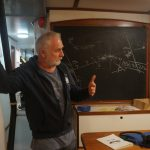 Astronavigation - Auffrischung für die Schiffsübergabe