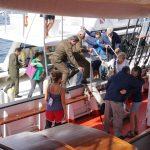 ...die Kubaner kapern das Schiff