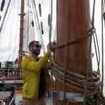Willkommen an Bord - Unser neues Stammmitglied Hendrik