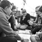 Lehrstunde beim Maschinisten Malte