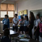 Besuch in einer kubanischen Schulklasse