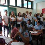 Ein Blick ins Klassenzimmer