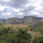 Wow, was fuer ein Ausblick über das Valle de Vinales!