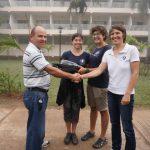 Eine Spende an den kubanischen Staat