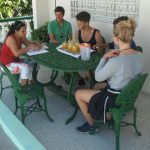 Ankunft in Miladys Casa Particular - KG Santa Clara