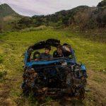 Jona und David machen den portugisischen Führerschein