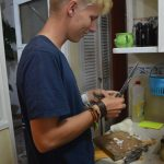 Jans erste Erfahrungen mit Yucca - KG Holguin