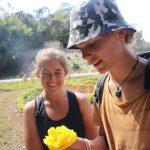 Joe sieht seine erste Blume - KG Bayamo