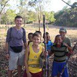 _Julius und seine kleinen Krieger - Bei einem Bauern ernten wir Zuckerrohr - KG Bayamo