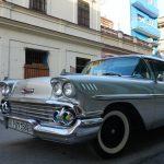Die Oldtimer sind auf Kuba die meist gebrauchten Autos