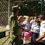 Die kubanischen Schüler kommen!