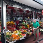 Toller afrikanischer Markt in Teneriffa
