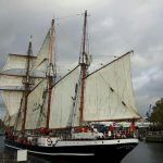 Auslaufen Kiel