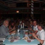 Gemeinsamer Abend bei Lambi`s mit karibischem Büffet