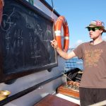 Ferdi will uns Mathe beibringen