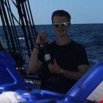 Ein Teil unserer Bezahlung in Seemannswährung