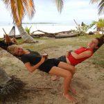 So gemütlich können Inselexpeditionen ausfallen