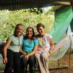 Vorfreude auf die Regenwaldtour