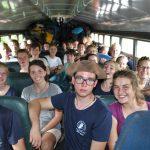 Busfahrt nach Panama City
