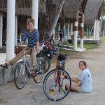 Die ersten Fahrradreparaturen