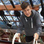 Bootsfrauassistent 2!!!! Arne