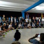 Unser musikalischer Beitrag in der kubanischen Schule