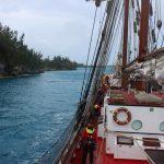 Enge Durchfahrt nach St. George's Harbor (2)