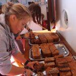 Frisches Thor-Brot handgeschnitten