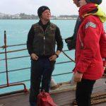 Nachbarschiff Picton Castle lädt zu einer Schiffsbesichtigung ein