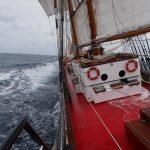 Die gute Seite des Nordatlantiks ohne Riesenwellen
