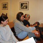 Letztes Projektetreffen und Vorbereitung auf die Endpräsentation