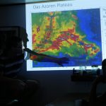 Am Nachmittag erklärt uns Vulkanologe Christoph die Entstehung der Azoren