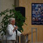 Prof. Claudia Kugelmann - Mitinitiatorin KUS und Leiterin KUS bis 2011