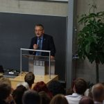 Thomas Schöck - Kanzler der FAU bis 2014