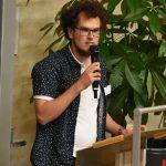 Jakob Wittmann - Teilnehmer KUS 11-12 und 1. Vorsitzender AlumniKUS e.V.