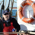 Besprechung eines Manövers mit unserem Kapitän Detlef