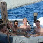 Unser Pool, die Backbilge, wurde feierlich eingeweiht....