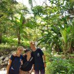Die Botanik in Grenada begeistert viele Kusis