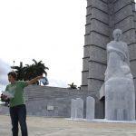 José Martí Memorial in Havanna Kuba