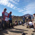 Informationen zum Vulkan Teide auf Teneriffa