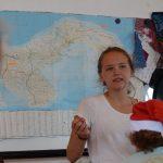 Ein Referat über die Kunas gibt es an Weihnachten