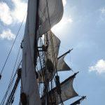 Wir segeln endlich wieder