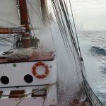 Der Nord-Atlantik meldet sich