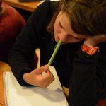 Im Deutschunterricht werden KUSis zu Poeten