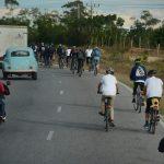 Unser Schulweg in Pinar del Rio