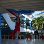 ..mit Tanz in der Friedrich-Engels-Schule