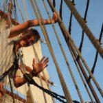 Frohes Schaffen wünschen wir Bootsmann Leo