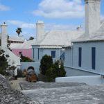 Bermuda - ganz in weiß